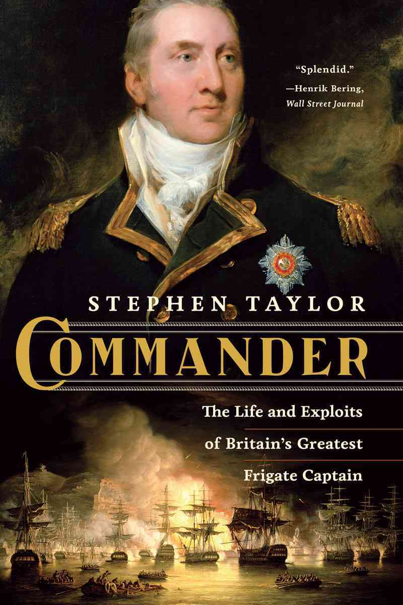 Commander By Taylor, Stephen